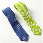 Boys - Cotton Patterned Ties