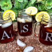 Custom Drinking Jars