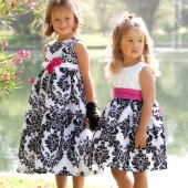 Lizzy Flower Girl Dress