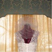 Petite Bubble Wedding Veil