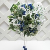 Flower Girl Pomander Kissing Ball - Can be custom made in your colors
