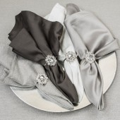 CRYSTAL NAPKIN RING 323-N
