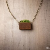 Grass Necklace