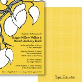 Yellow Invitations