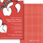 Red Tree Invitations