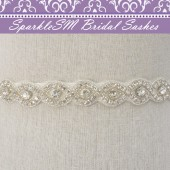 Evie Bridal Belt