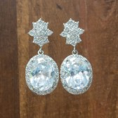 Amelia Wedding Earrings