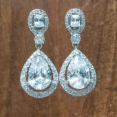 Harlow Bridal Earrings