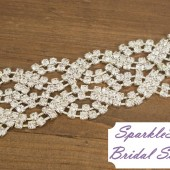 SparkleSM Bridal Sashes - Piper