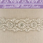 Isabel Wedding Dress Sash