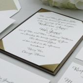 Romantically Inclined Wedding Invitation