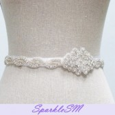 Roselyn Bridal Sash