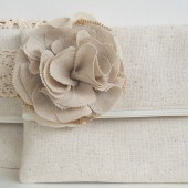 bridesmaids clutch set