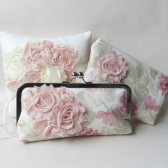 Romantic Rose Clutch