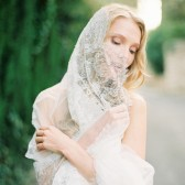 Style 510 - Chantilly Lace Mantilla Veil
