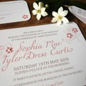 Handmade Wedding, Stationery Design Collection