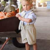 Samuel - Ring Bearer Suit