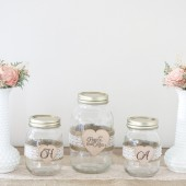 Happily Ever After Sand Ceremony Set