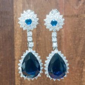 Lillian Bridal Earrings