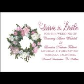 Old Fashioned Save The Date