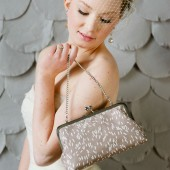 "Custom 8"" XL Bridal Clutches"