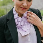 Custom Bridal Scarf - Same Sex Wedding Accessory - Father Memorial Scarf