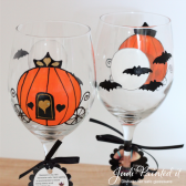Pumpkin Halloween wedding