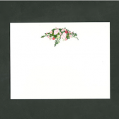 Classic Wedding Theme Flat Note Cards