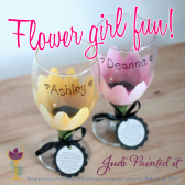 Flower Girl glasses