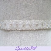 Shelby Bridal Sash
