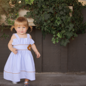 Shelby - Flower Girl Dress