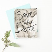 The Shining Bright Save-the-Date Card
