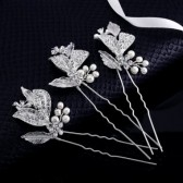 Simone Bridal Hair Pins