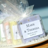 French Soap Wedding Favors