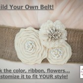 Build Your Own Belt!