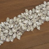 SparkleSM Bridal Sashes - Ava