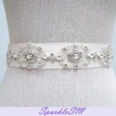 Stacey Bridal Sash