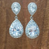 Ava Wedding Earrings