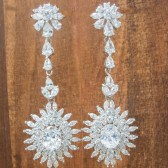 Julie Bridal Earrings