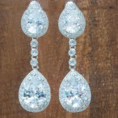 Leighton Bridal Earrings