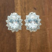 Riley Wedding Earrings