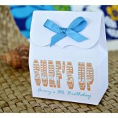 Beach Wedding Favor Surfs Up!