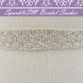 Gracie Bridal Sash