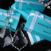 Tiffany Blue Shower Favors