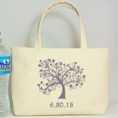 Tree of Life, Wedding Welcome Bags, Personalized Party Favor Bags, Reception Favors