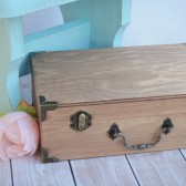 Vintage Style Suitcase Guest Book Alternative