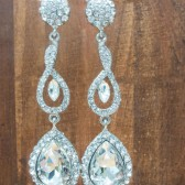 Hattie Bridal Earrings