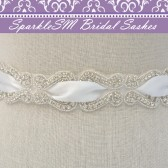Rosemary Bridal Sash
