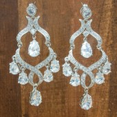 Wyatt Bridal Earrings