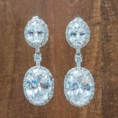 Maria Wedding Earrings